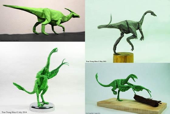 クリスマス 折り紙 恐竜 折り紙 : ideahack.me