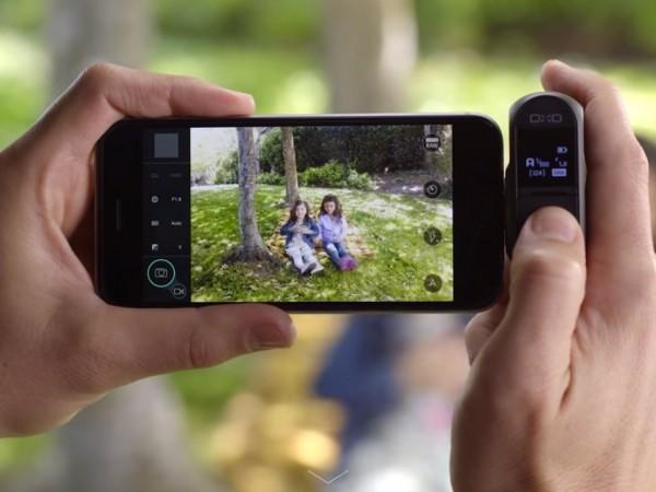 """iPhoneを""""一眼レフ化""""してくれる外付け高機能カメラ「DxO One」が凄すぎる"""