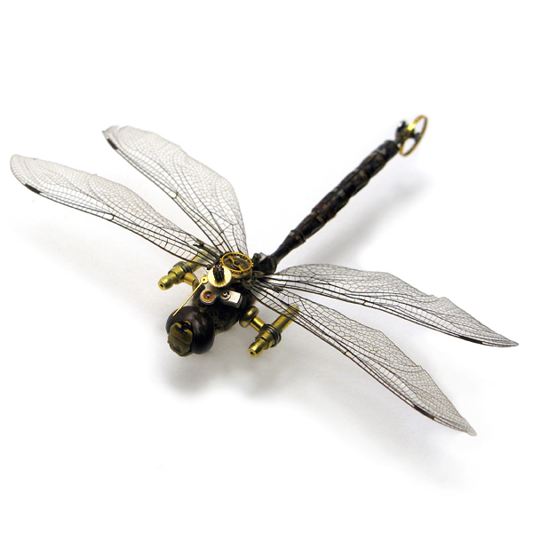 すべての折り紙 チューリップの折り紙 : Mike Libby Steampunk Insect