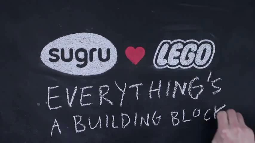 Sugru × LEGOでなんだか面白いモノが出てきそうな予感